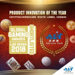 Asia Live Tech shortlisted in the Global Gaming Awards 2018