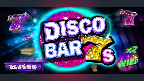 Booming Games releases Disco Bar 7s