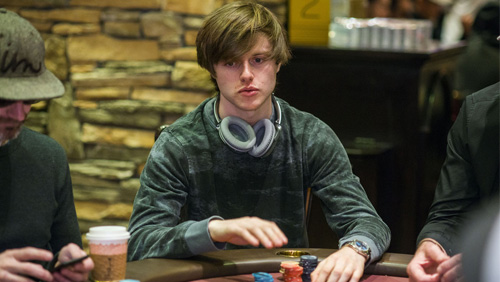 Charlie Carrel giving back to poker with $50 to $10k microstakes challenge