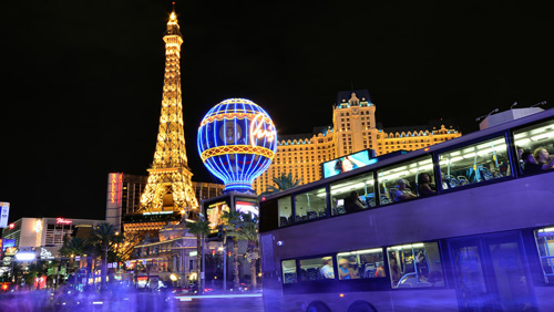 Nevada casinos post positive gains for fifth consecutive month