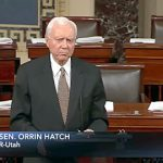 Sen. Orrin Hatch vows (again) to intro federal sports betting rules