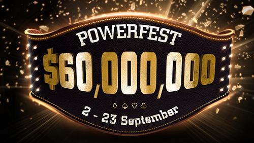 partypoker announces $60-million online poker tournament for September