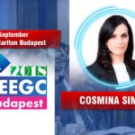 Romanian gambling industry update with Cosmina Simion (NNDKP) at CEEGC Budapest 2018