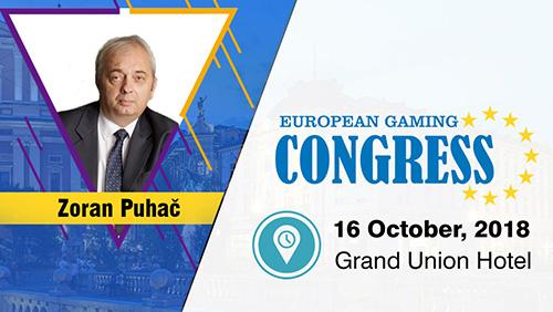 Serbian market update with Zoran Puhač, European Organization for Gaming Law (EOGL) at European Gaming Congress 2018