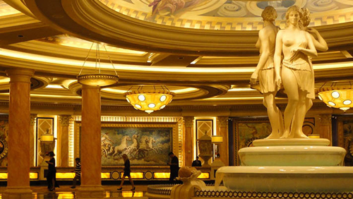 Vegas room rate pressure steals Caesars upbeat Q2's thunder