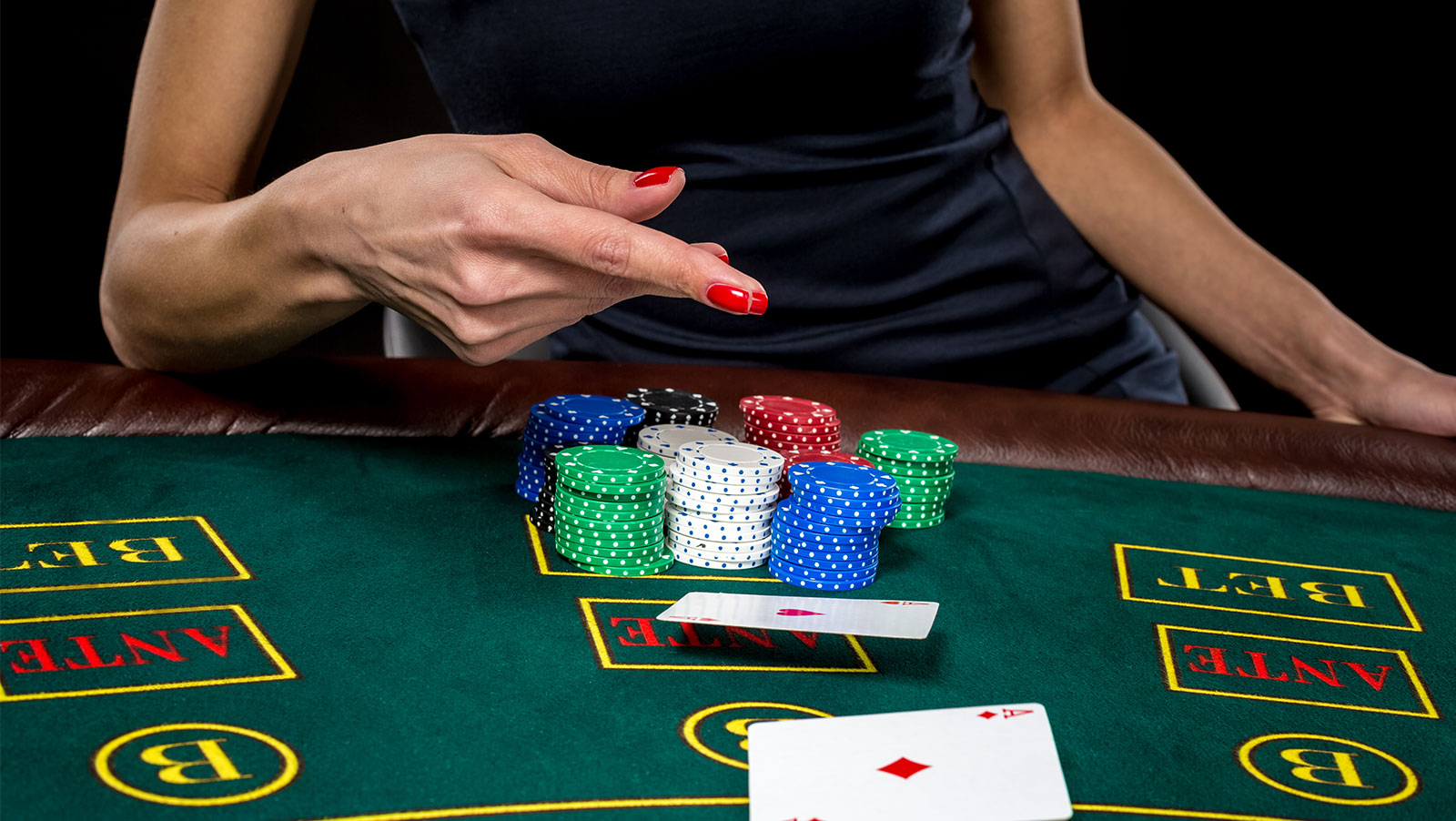 Woman charged in Las Vegas with theft of $1M from poker magazine
