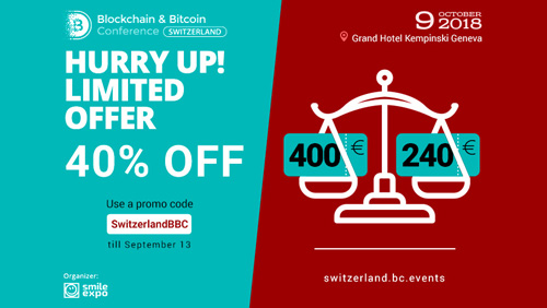 Geneva celebrates Jeûne Genevois! Get a chance to get 40% OFF for BBConfSwiss!