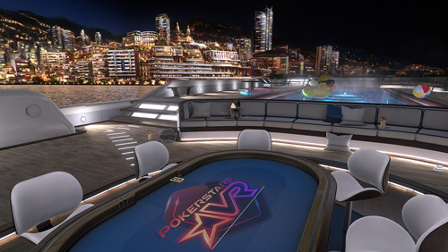 """Are you real?"" PokerStars prepare to unveil new VR experience"