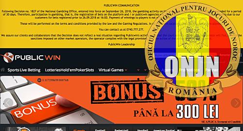 casino online legal romania
