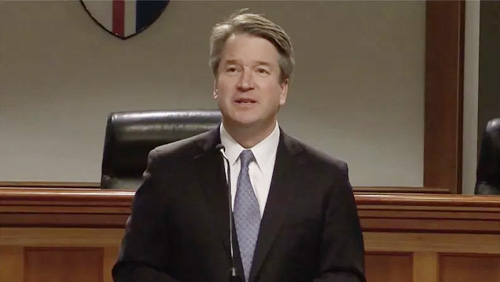 US Supreme Court nominee questioned over participation in private poker games