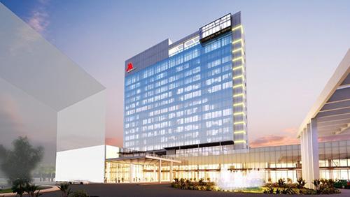 Widus' Clark Marriott to open next week