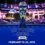 2019 US Poker Open: Short-Deck, $100k added, and more