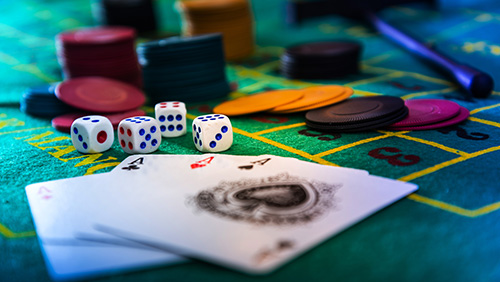 500 card rooms in India closed by police