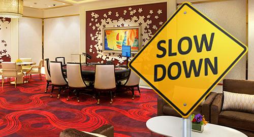 Macau casinos' VIP gambling growth slows to a trickle in Q3
