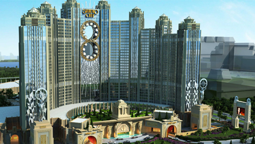 Melco's Studio City shares rise in NYSE debut
