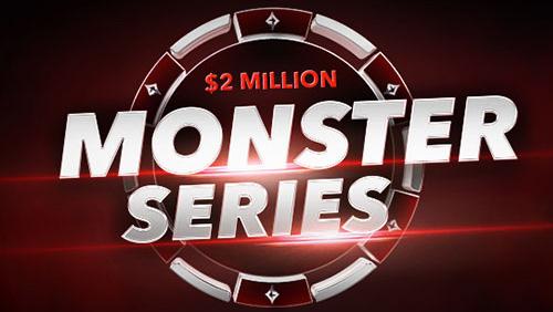 partypoker make last-minute Monster changes; $2.5m MILLIONS promo; bitB update