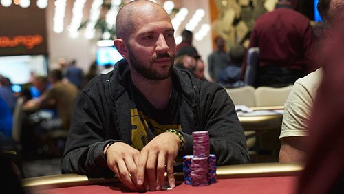 Roommates win WSOP Circuit rings on same day