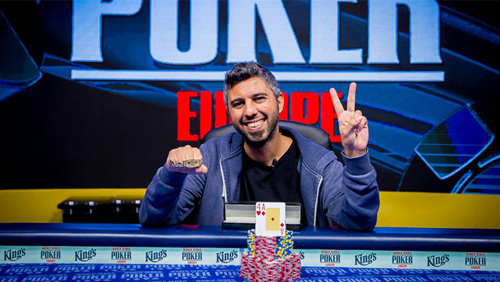 WSOPE Round-Up: Asi Moshe wins second bracelet, Deeb in contention in PLO