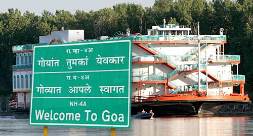 Goa casino operator buys Illinois riverboat as 'substitute' vessel